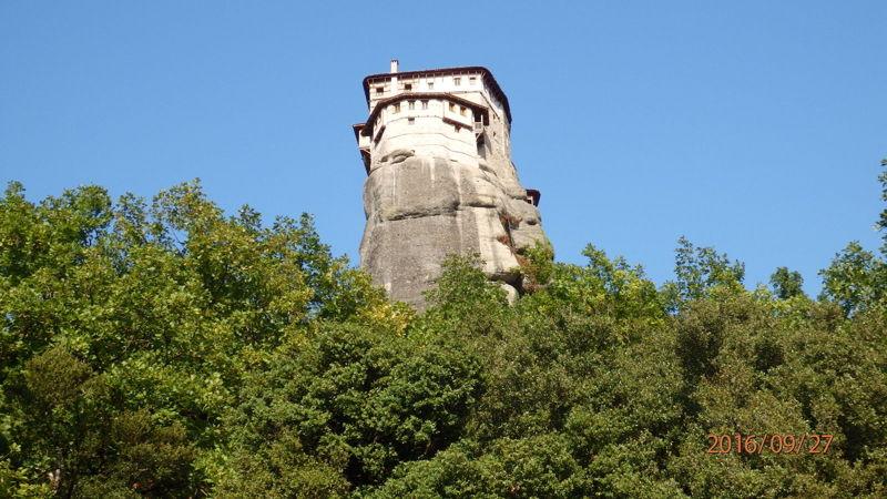 Монастырь Св. Варвары поближе