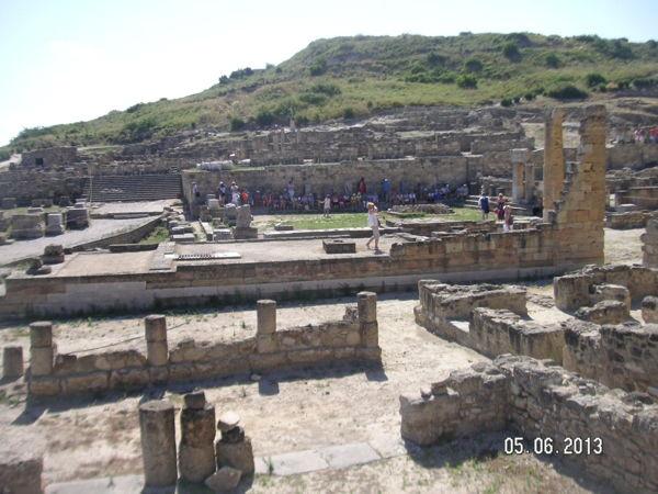 Руины Камироса