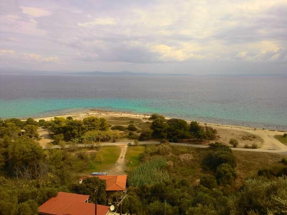 Вид с набережной Афитоса