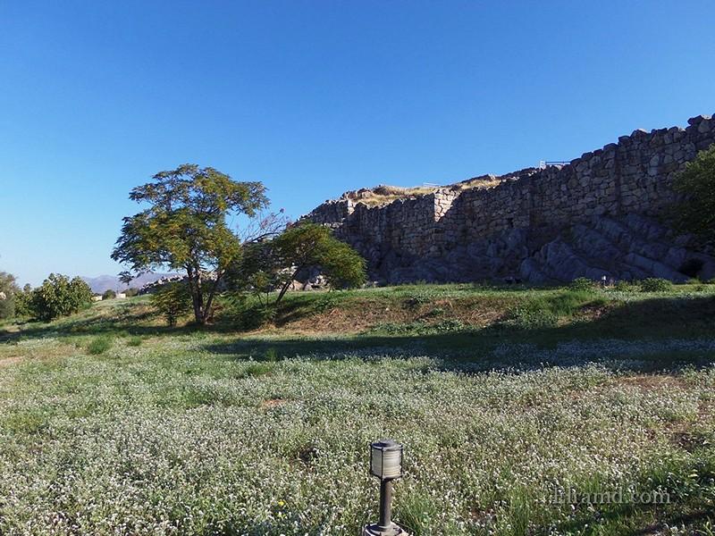Древний Тиринф Греция
