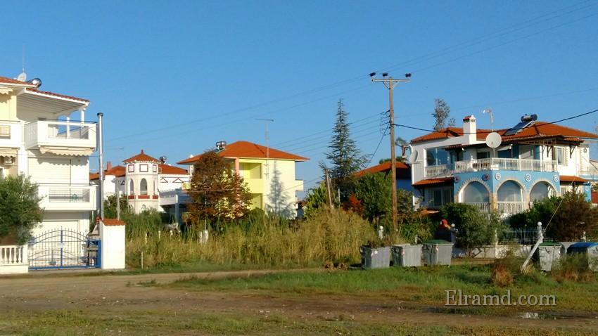 Первые дома Мурьес