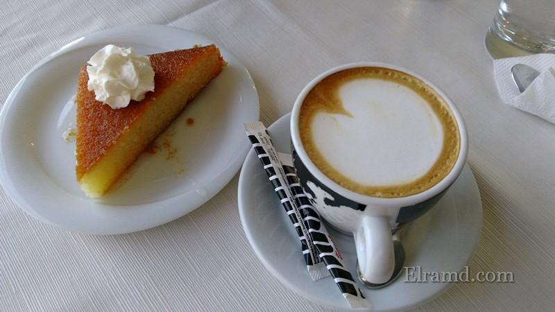 Кофе и равани у водопадов