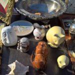 Монастираки, блошиный рынок 1