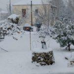 Греция в снежном плену: погода в январе 2017