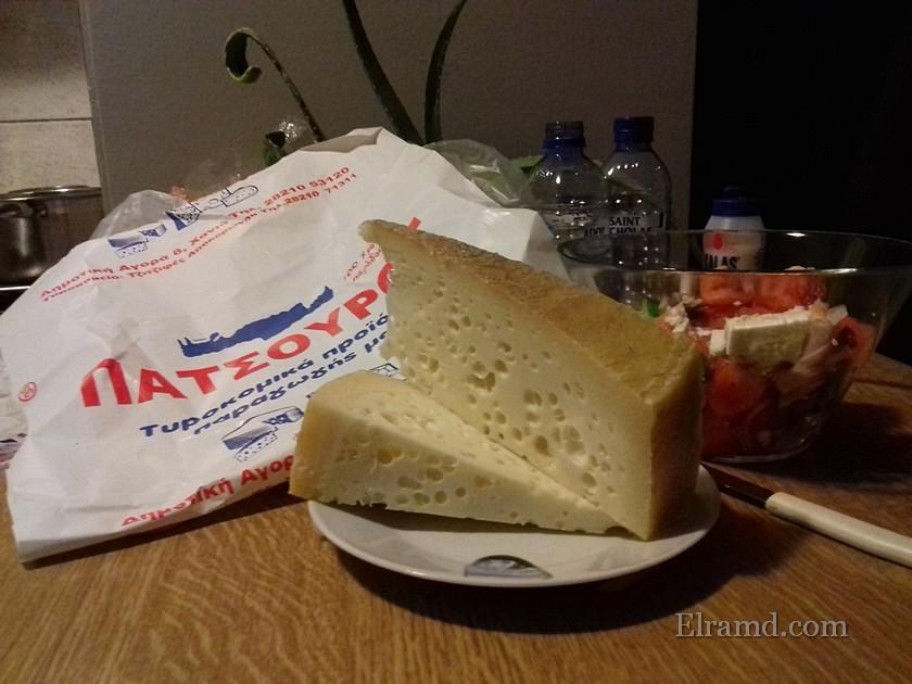 Тот самый сыр)