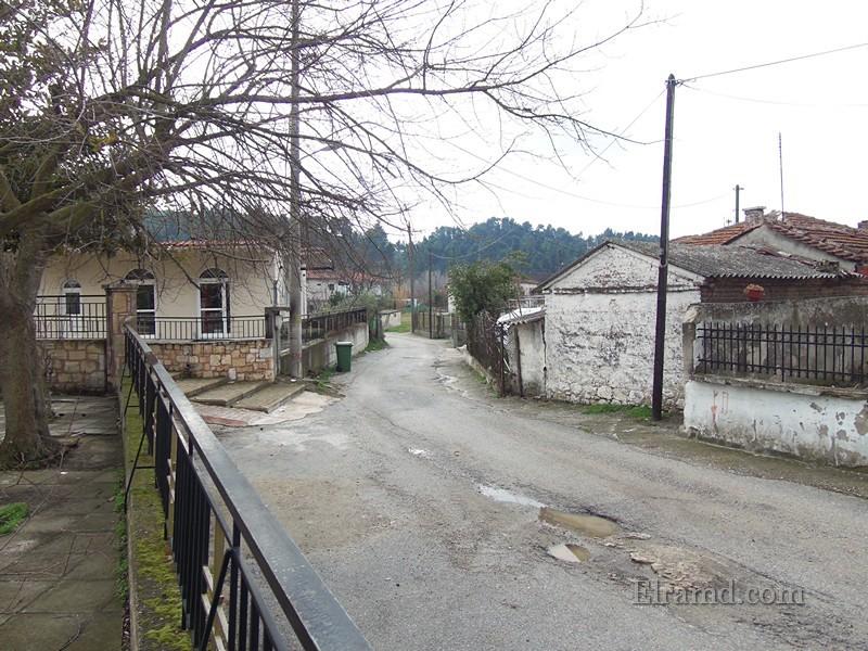 Фурка, дорога в Кассандрино