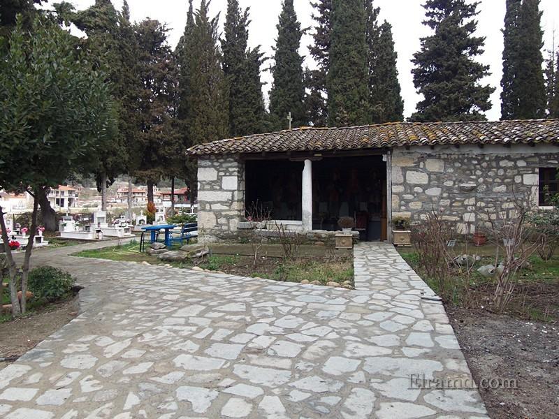 Храм Св. Афанасия, Фурка