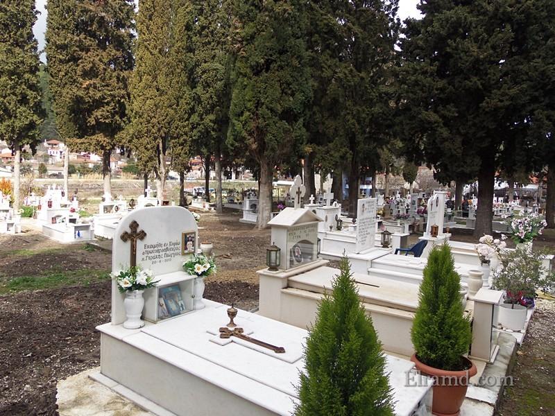 Кладбище, Фурка
