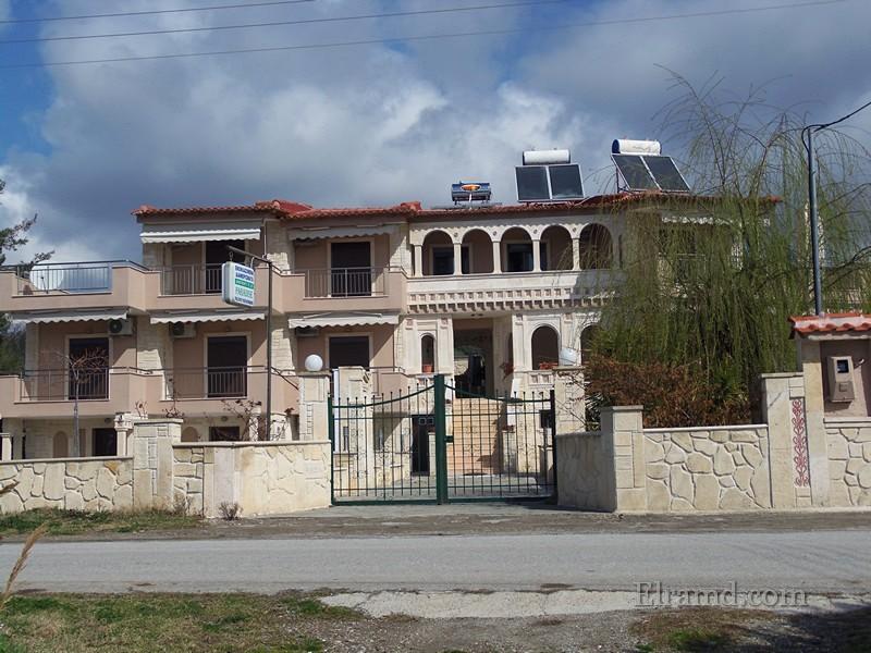 Апартаменты в Агиос Иоаннис, Неа Скиони