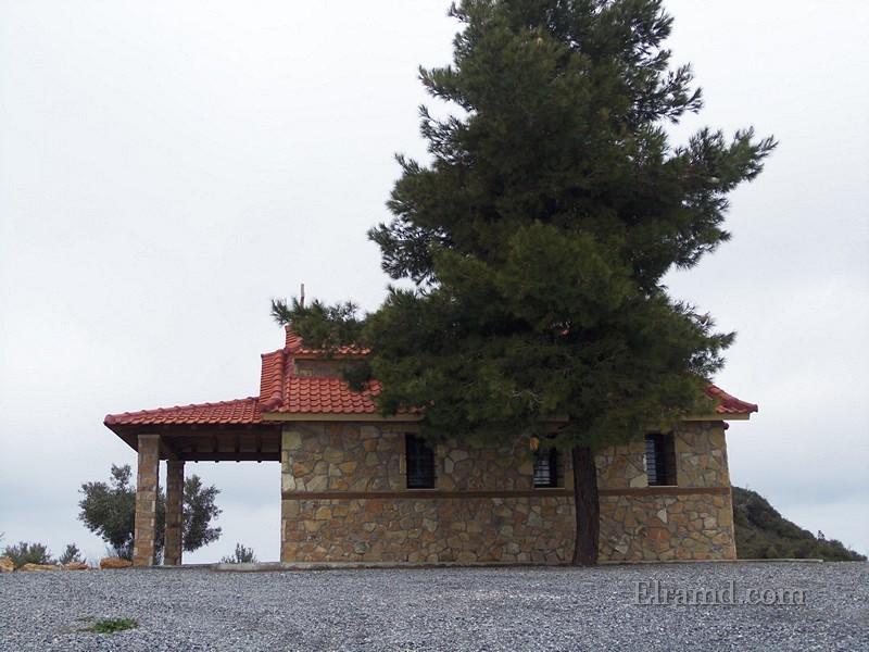 Храм Св. Афанасия, Неа Скиони