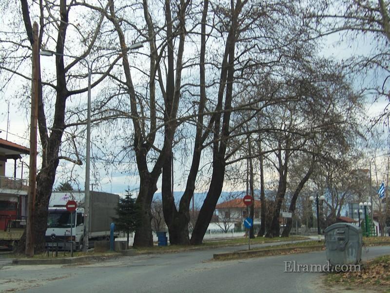 Деревня Орма