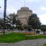 Белая Башня — символ города Салоники и музей города