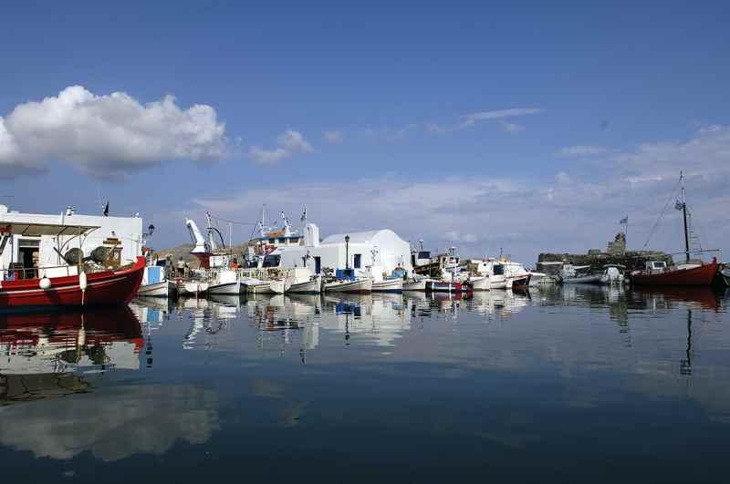 Остров Парос Греция