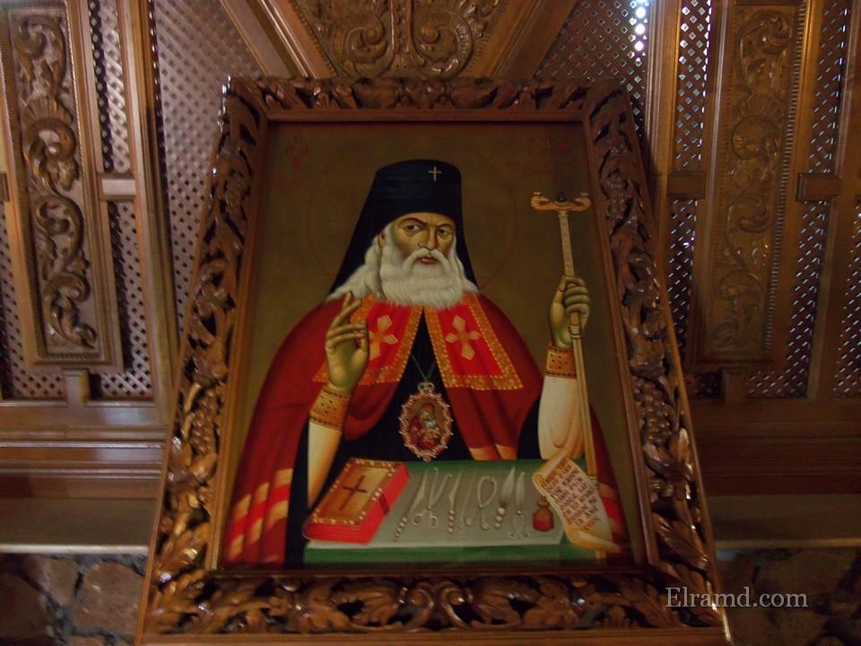 Икона Святого Луки Симферопольского