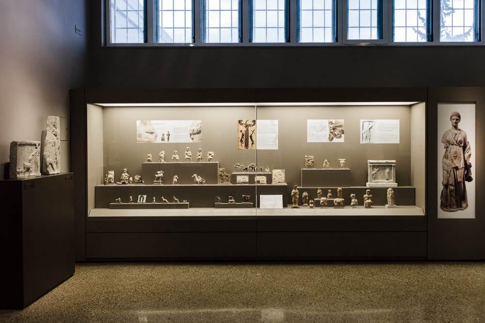Археологический музей Вравроны