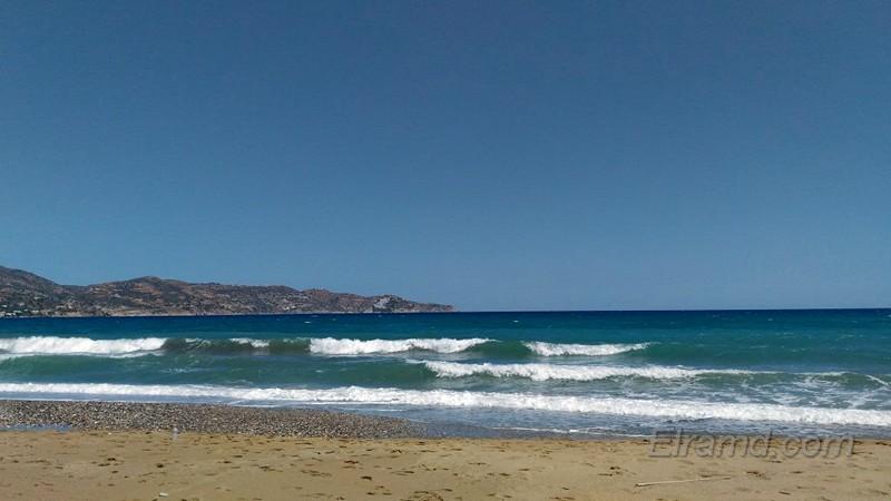 На пляже в Амударе