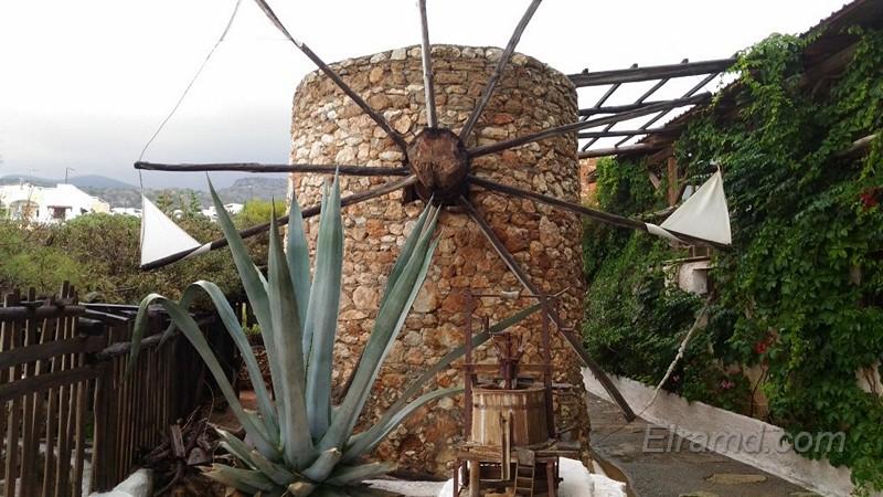 Ветряная мельница, Лихностатис