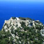 Средневековый замок Монолитос: забытая история Греции