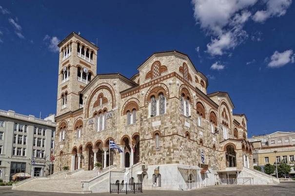 Храм Св. Троицы, Пирей