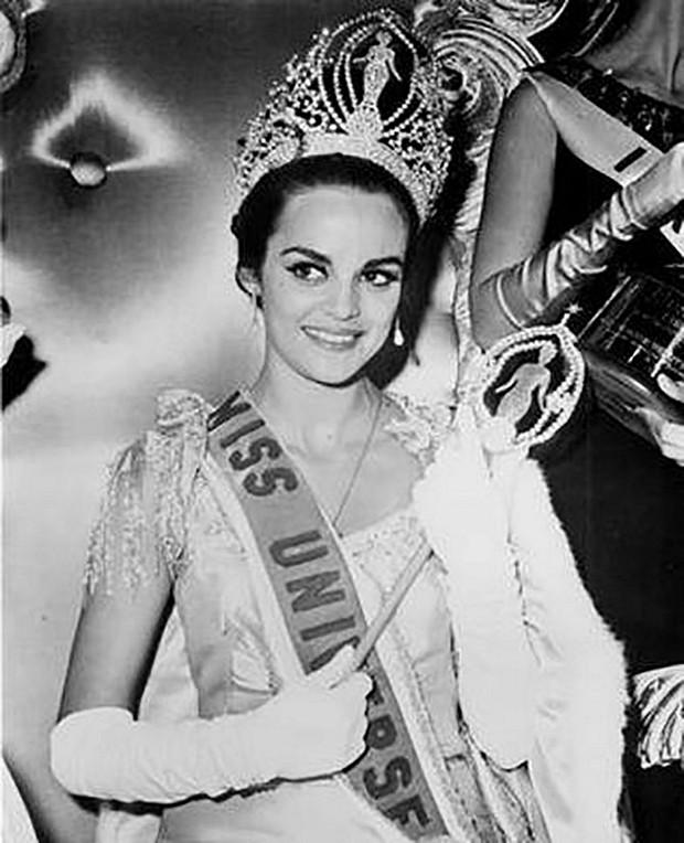 Мисс Мира 1964 Корина Цопеи