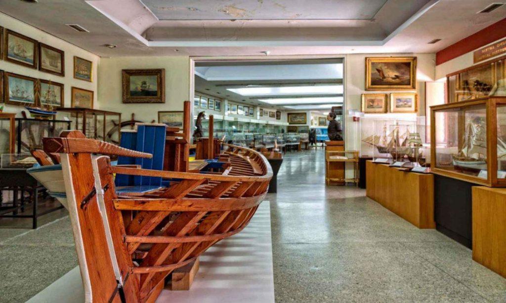 Морской Музей Греции, Пирей