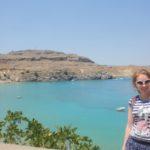 Сказка о Родосе, или греческие каникулы Евгении Рыкуновой