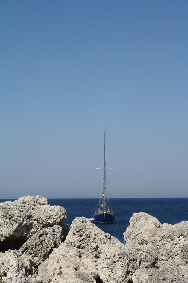 Морская прогулка на Родосе