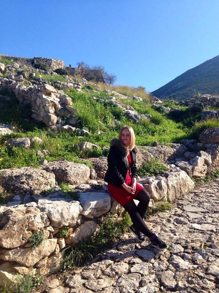 На руинах древних Микен