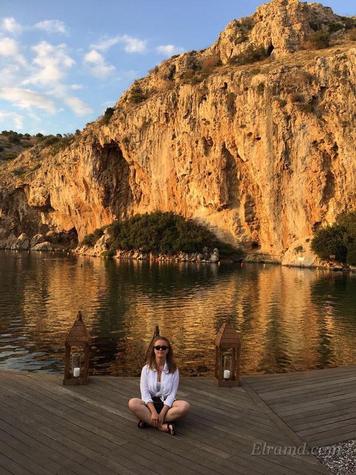 На озере Вулягмени