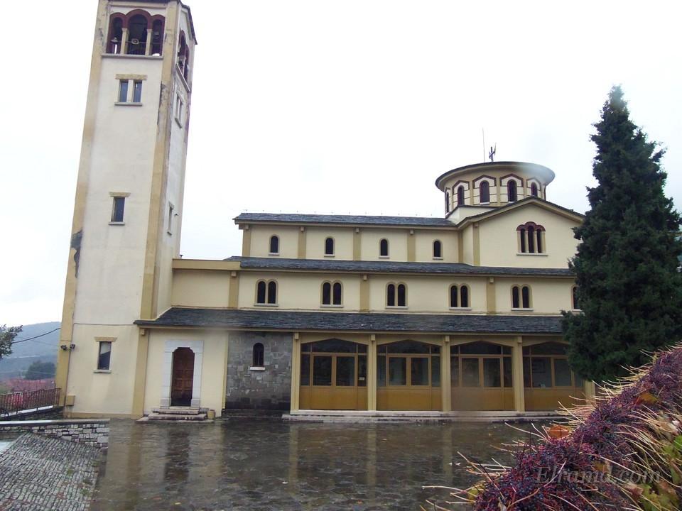 Храм Св. Козьмы Этолийского