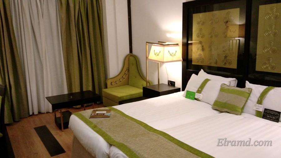 Наш номер в Epirus Palace Hotel