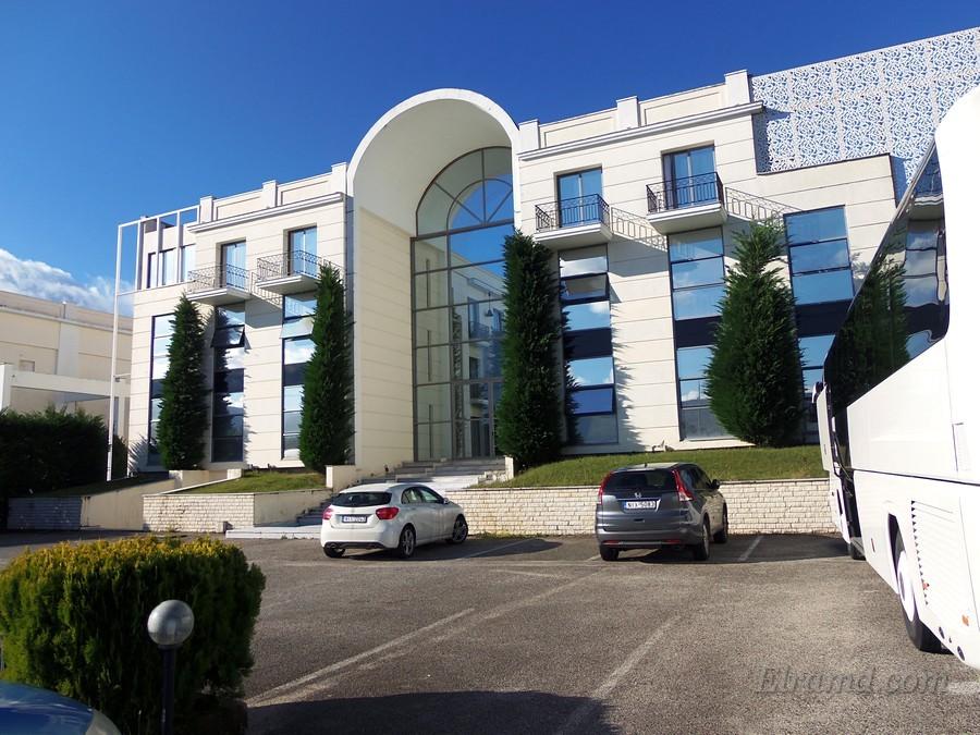 Epirus Palace Hotel, Яннина, отзыв