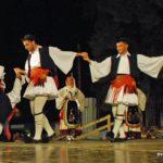 Греческий танец Тсамикос и его история