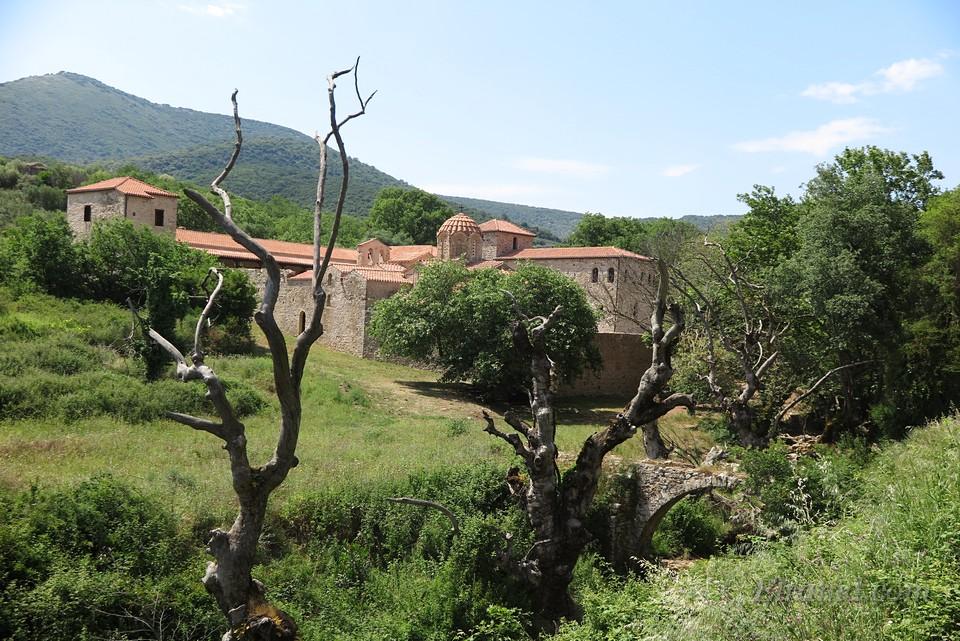 Спасо-Преображенский монастырь, также известный как «Андромонастири»