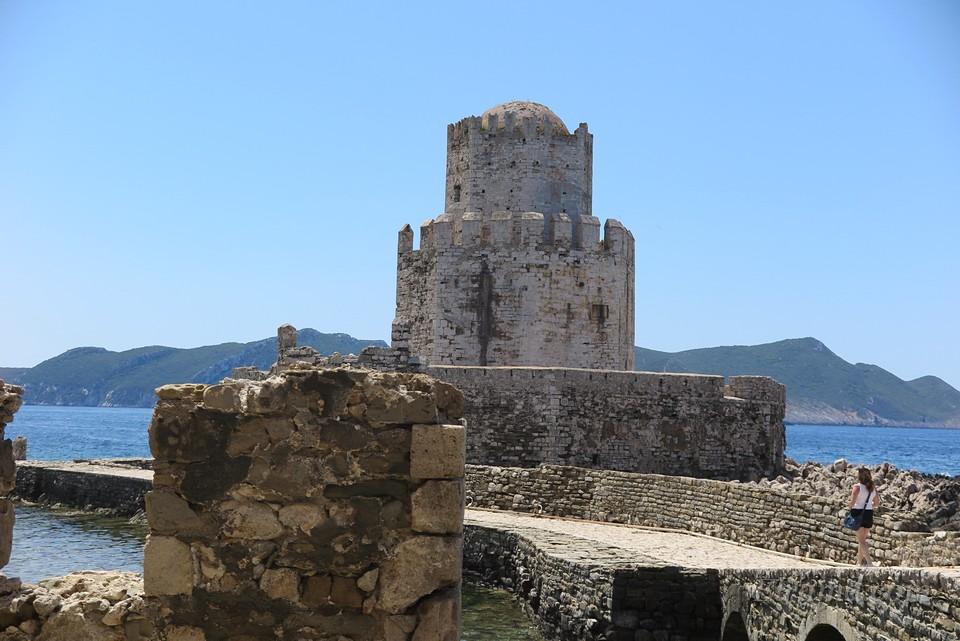 Маленький форт Бурдзи