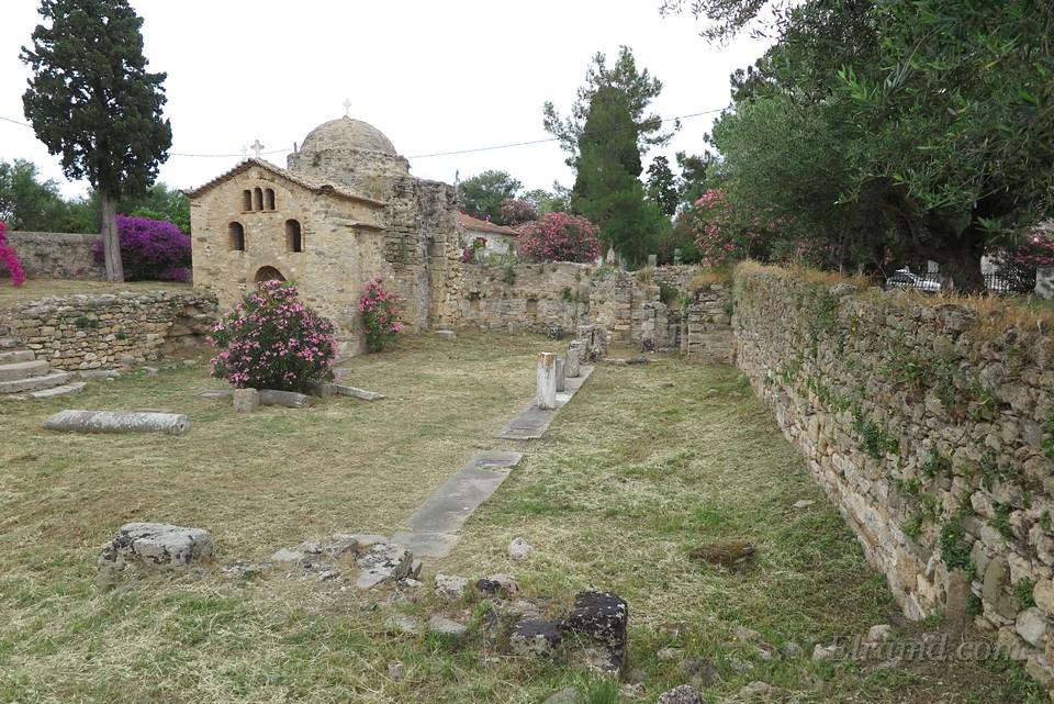 Храм святой Софии 11-12 веков