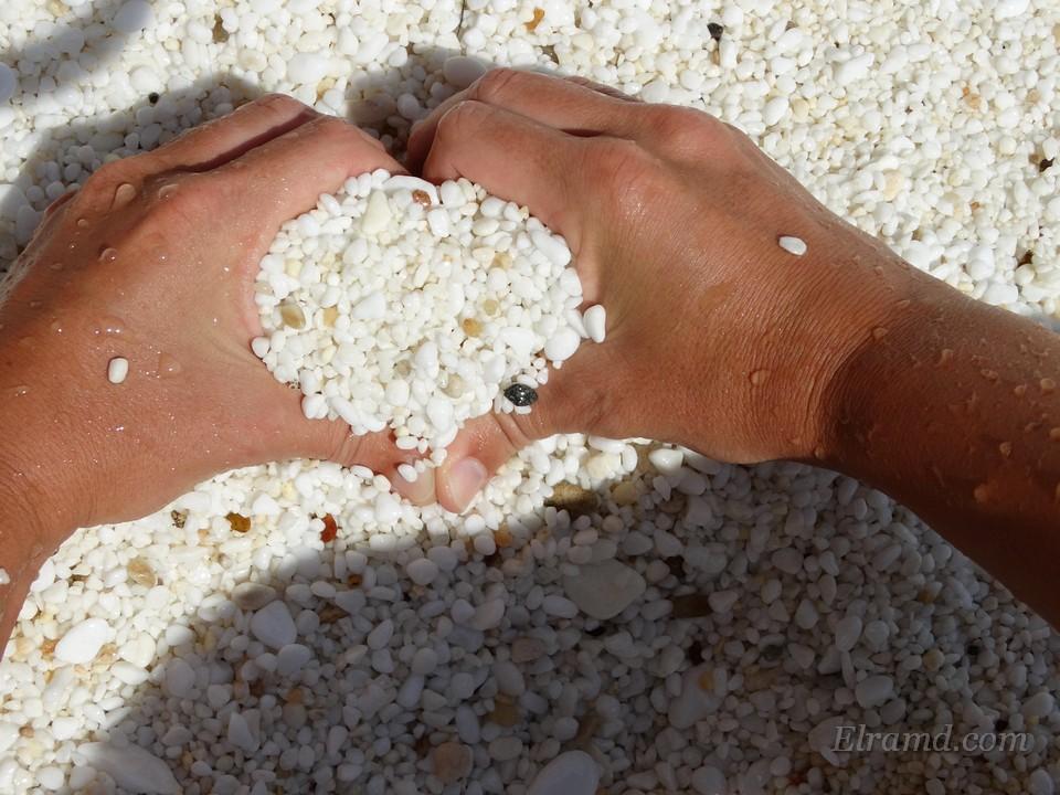 Мраморные камушки
