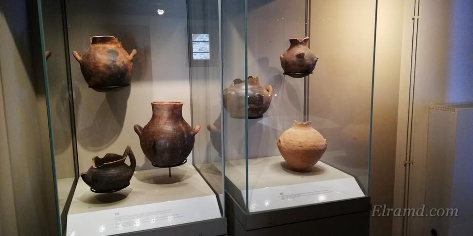 Древняя керамика Афона