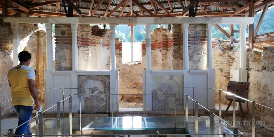В храме начала 11-го века