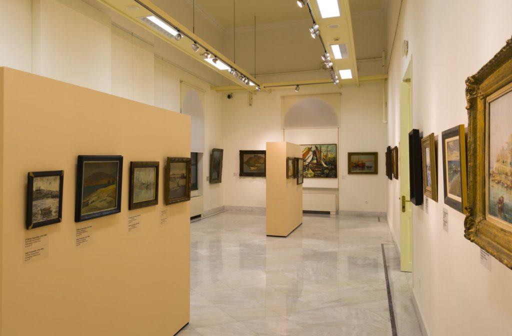 Художественная галерея Пирея
