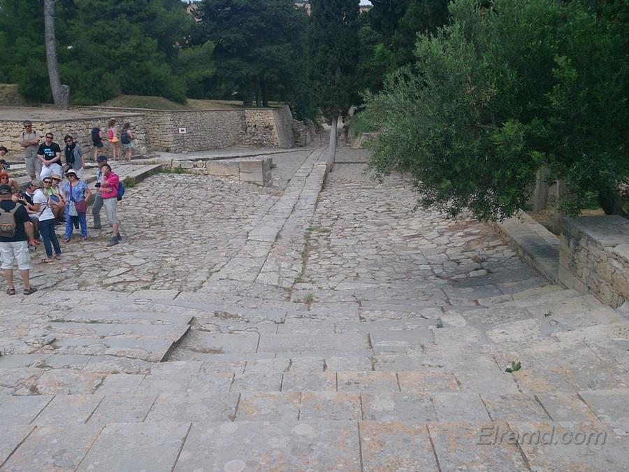 Самая старая в Европе каменная арена