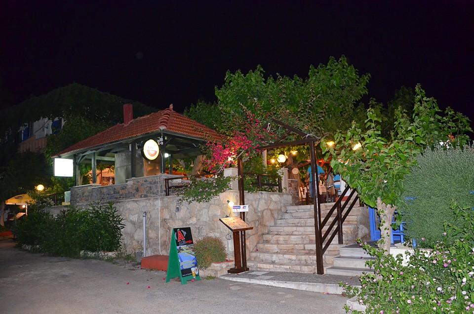Таверна Горгона, Бали, Крит