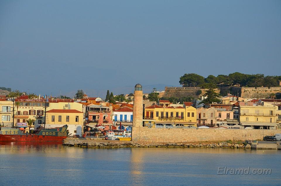 Старый венецианский порт, Ретимно