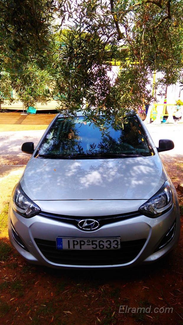 Hyundai i20 1.1 CRDi 5дв. хэтчбек, 75 л.с, 6МКПП