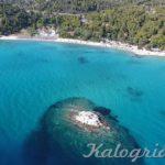 10 лучших пляжей Халкидики 2018 — версия Светланы Климовой