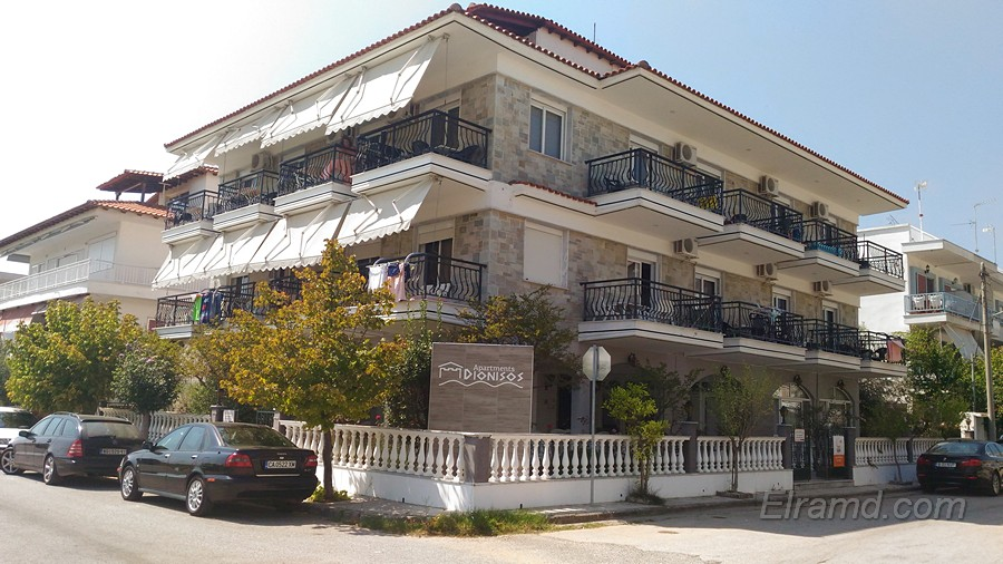 Апартаменты Dionisos