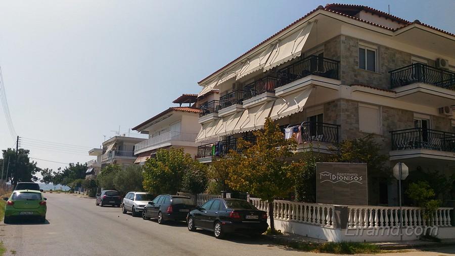 Апартаменты Dionisos 2