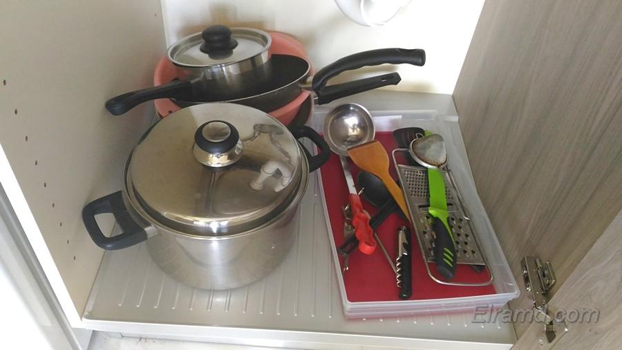 Есть все необходимое для готовки