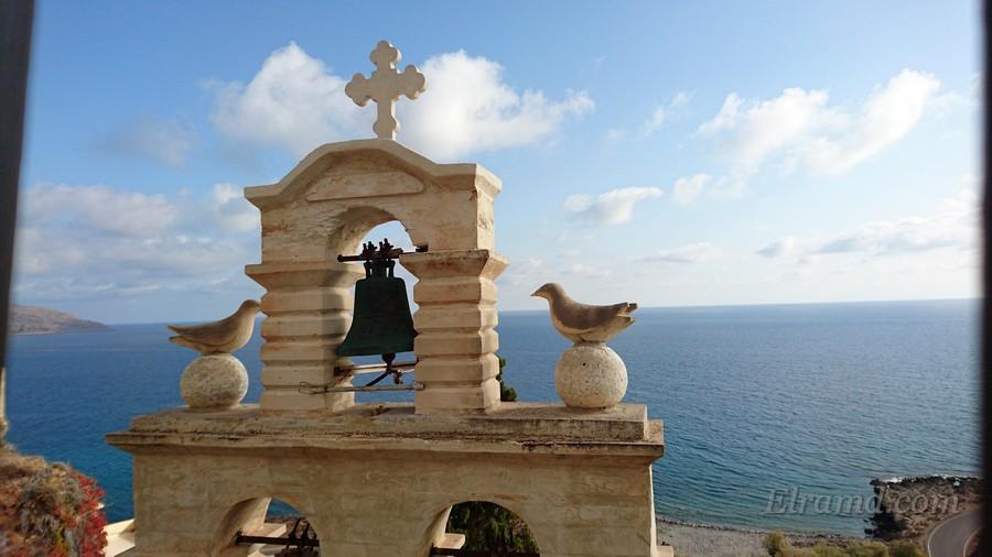 Монастырь Капса, Восточный Крит