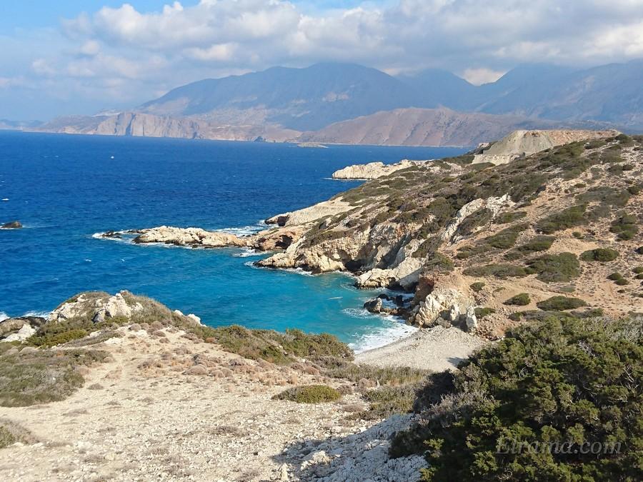 Отдых на побережье Восточного Крита